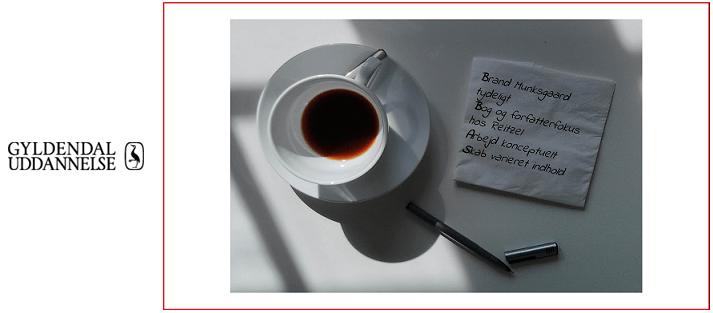 Gyldendal Uddannelse, Social Media Strategy, Digital Strategy, Newsletter