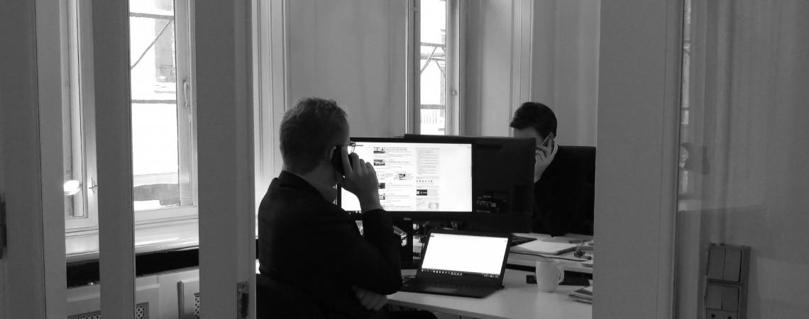 Public relations, kontakt - Frontpage PR & Kommunikation, København